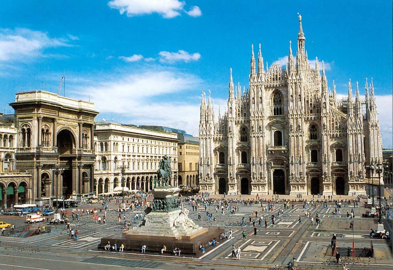 Gran tour de Milán